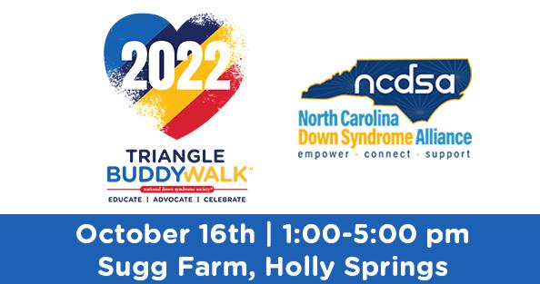 Triangle Buddy Walk® Clayton 2019 Triangle Down Syndrome Network